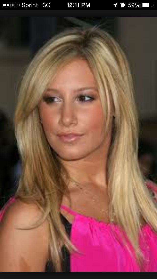 Ashley Tisdale Long Straight Hairstyle Pinterest Medium Long