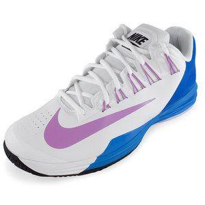 Nike Men S Lunar Ballistec Tennis Shoes White And Photo Blue Tennis Shoes Nike Men Perfect Shoes
