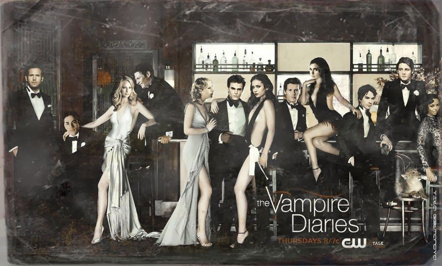 ...  another new signature with Elena and Damon in ' The Vampire Diaries'. Description from deviantart.com. I searched for this on bing.com/images