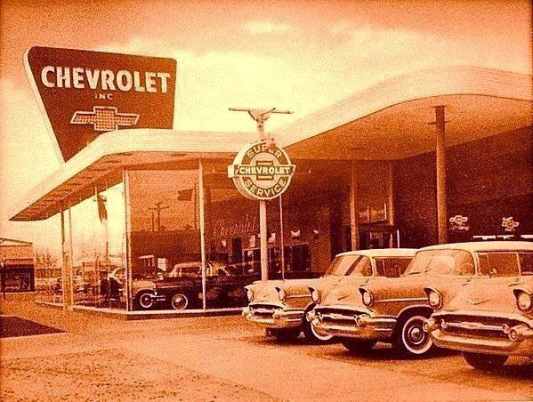 Classic Car Pictures On In 2020 Chevrolet Dealership Chevy