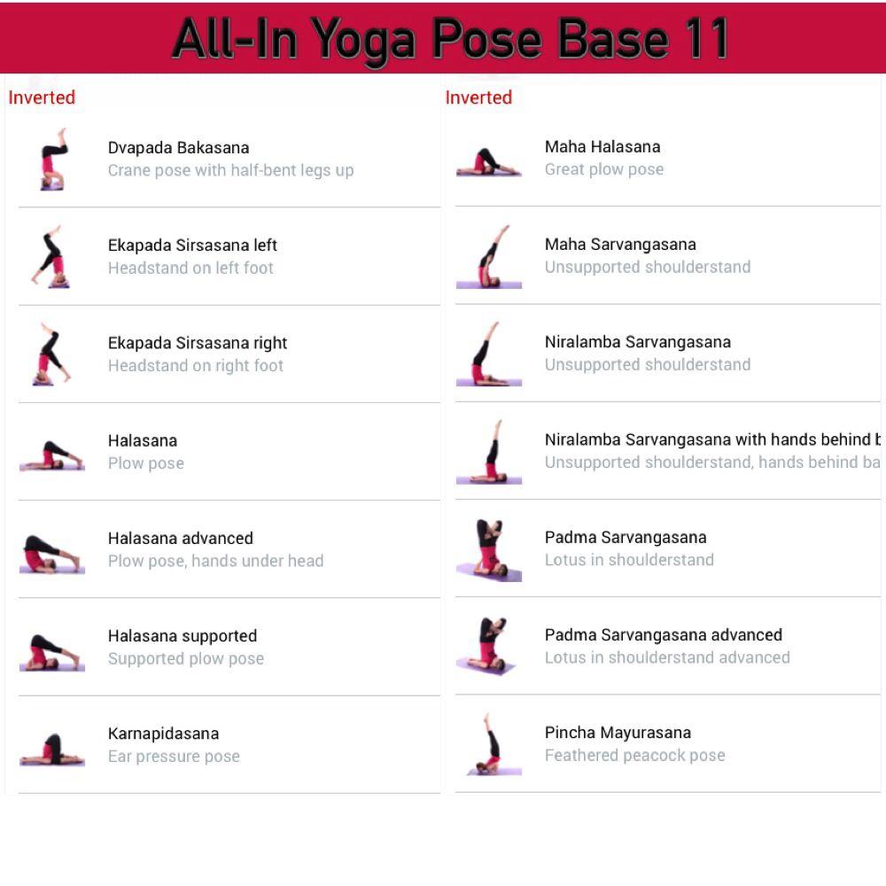 all in yoga pose base page 11 yoga yoga poses yoga e. Black Bedroom Furniture Sets. Home Design Ideas