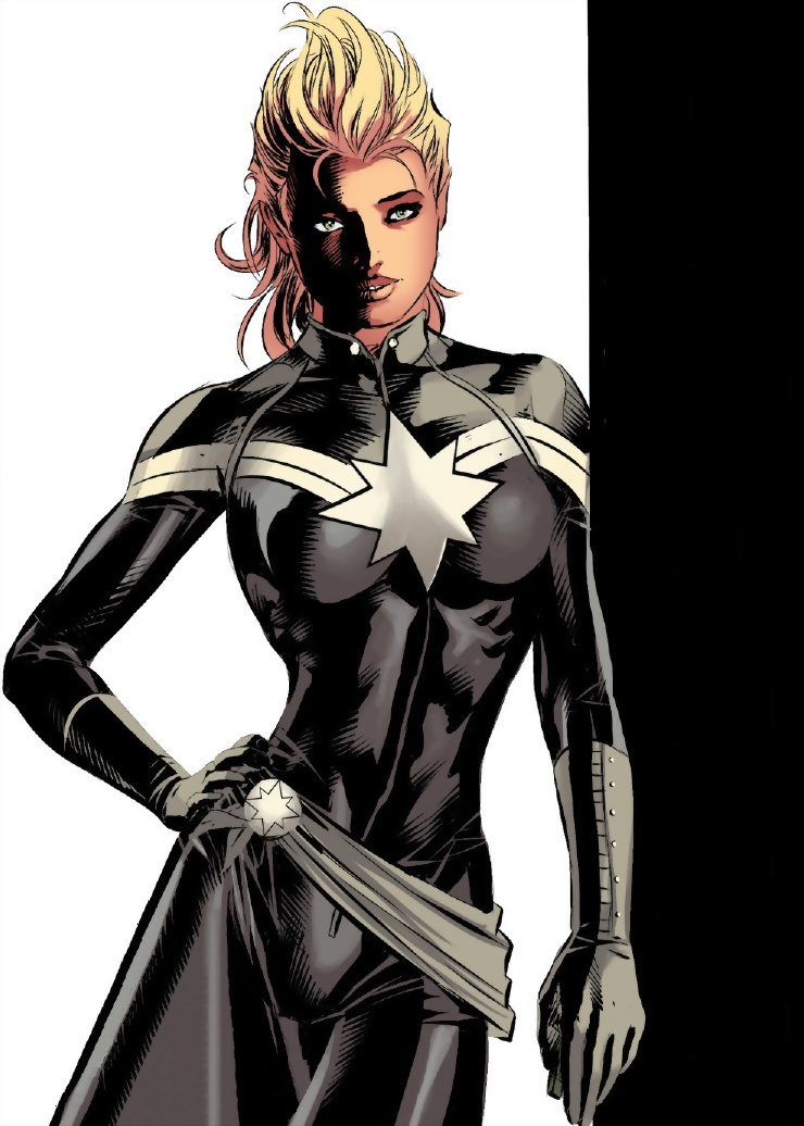 Captain marvel hentai comic a vs x really