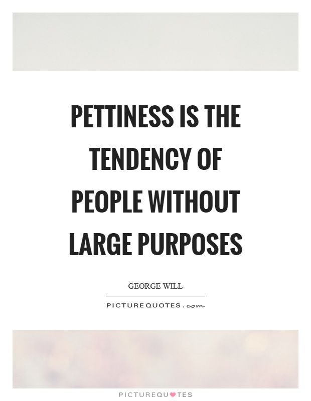 Image result for pettiness
