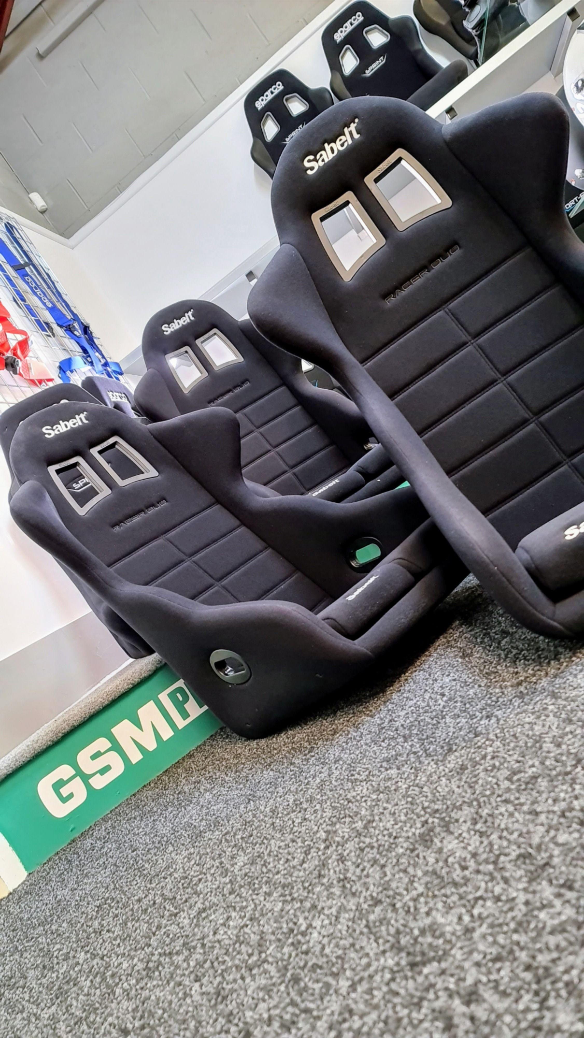 SABELT Racer Duo FIA seat