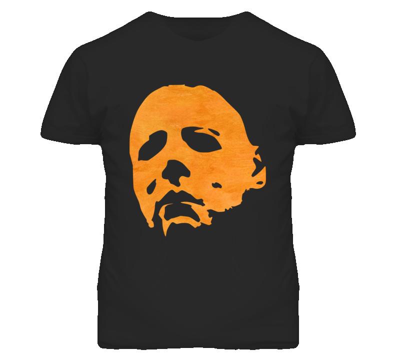 Michael Myers Mask Halloween T Shirt Halloween tshirts