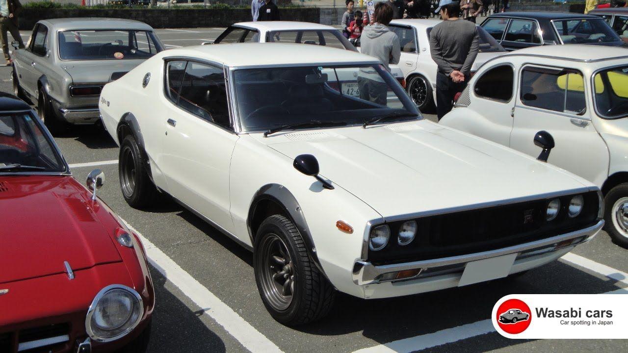 RARE! A real KPGC110 Nissan Skyline GT-R - The 100th!