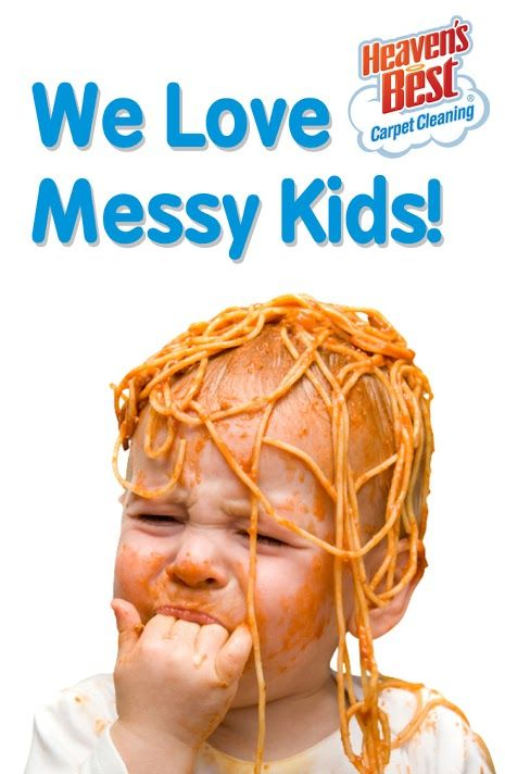 Call Heaven S Best When You Have A Mess On Your Hands Heaven S Best Carpet Cleaning Lakeland Fl 863 934 8404 How To Clean Carpet Cleaning Messy Kids