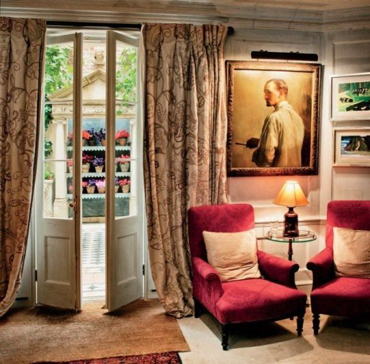 Robin Birley Home In London With Images Interior English