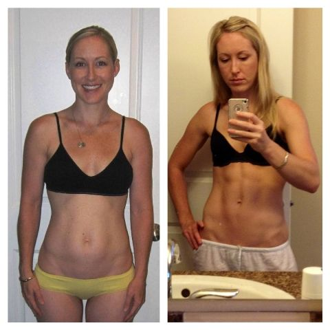 Before After Hot Yoga Yoga Transformation Hot Yoga Transformation Body
