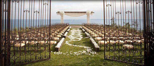 Southern California Wedding Receptions Terranea Resort Venues Palos Verdes