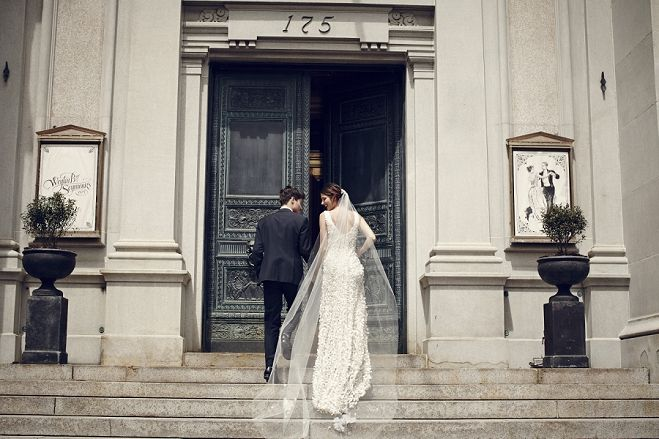 City Love: BHLDN's Autumn Lookbook | Bridal and Wedding Planning Resource for Wisconsin Weddings | Wisconsin Bride Magazine