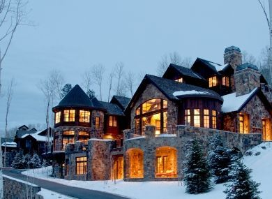 Castle In The Sky Vacation Rental Vail | 7 Bedroom, 8 Bath Home