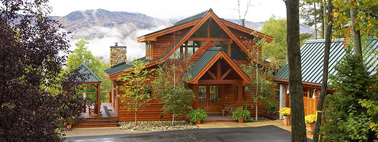The Summit Olympic from Lindal Cedar Homes. | Dream Home ...