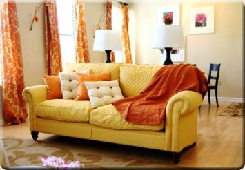 example of analogous color scheme in interior design on sample color schemes for interiors id=83743
