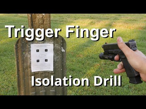 Trigger Finger Isolation Drill YouTube in 2020 (With