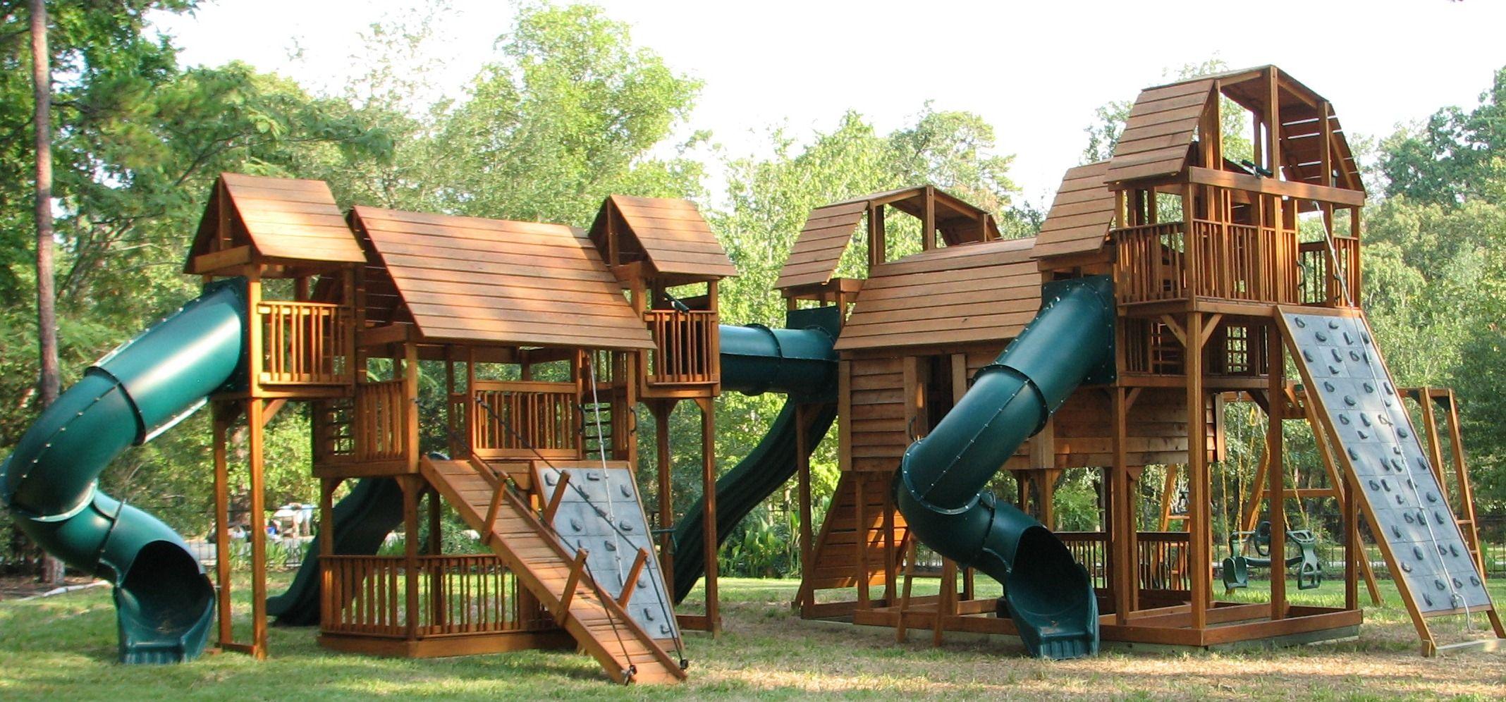 Pin by Andrew T. Lorigan on Garden ideas | Playground equipment, Home  playground equipment, Playground
