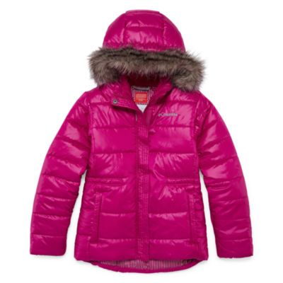 37393c16e Buy Columbia Heavyweight Puffer Jacket - Girls-Big Kid at JCPenney.com  today and enjoy great savings.
