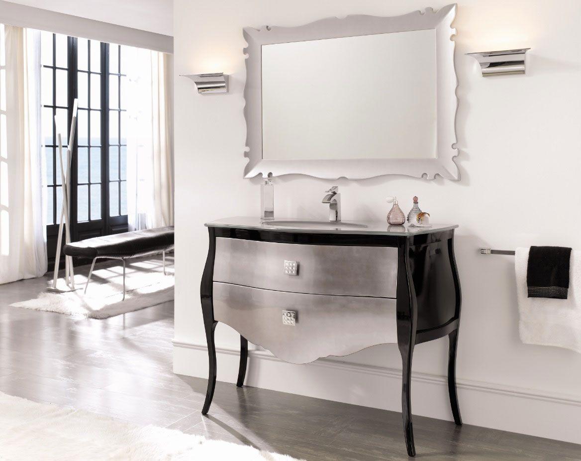 Elegante Marmol En El Bano Muebles Para Banos Modernos Muebles