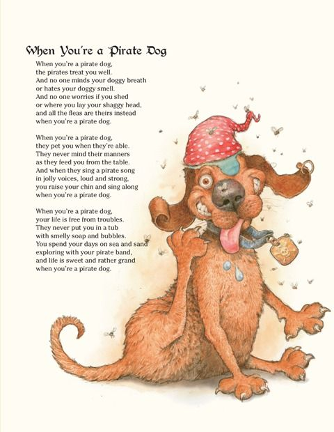 Happy Dog Poems 6