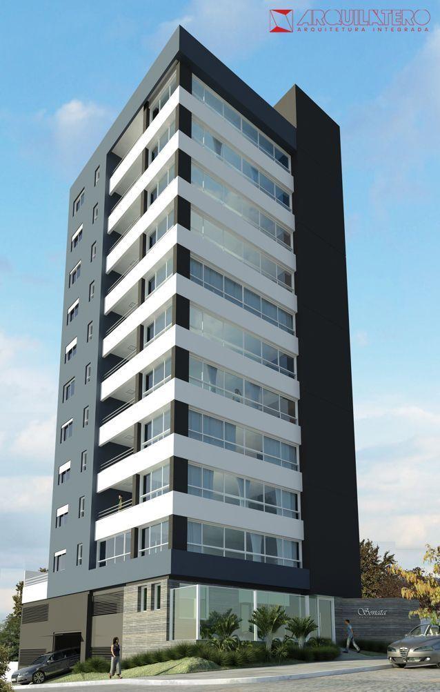 Resultado de imagen para fachadas de departamentos for Fachadas para departamentos pequenos