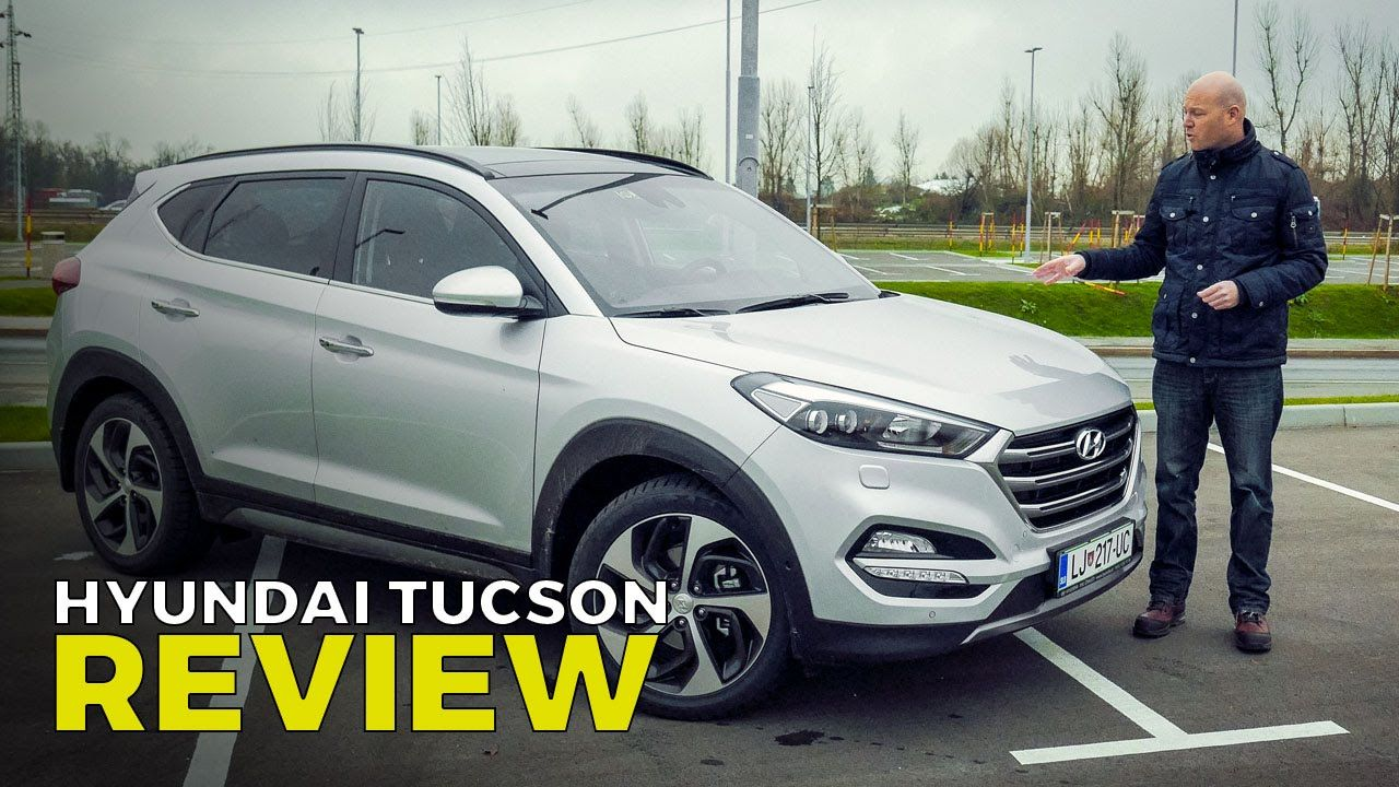 Hyundai tucson review 2016 in depth road test car review with a tip for