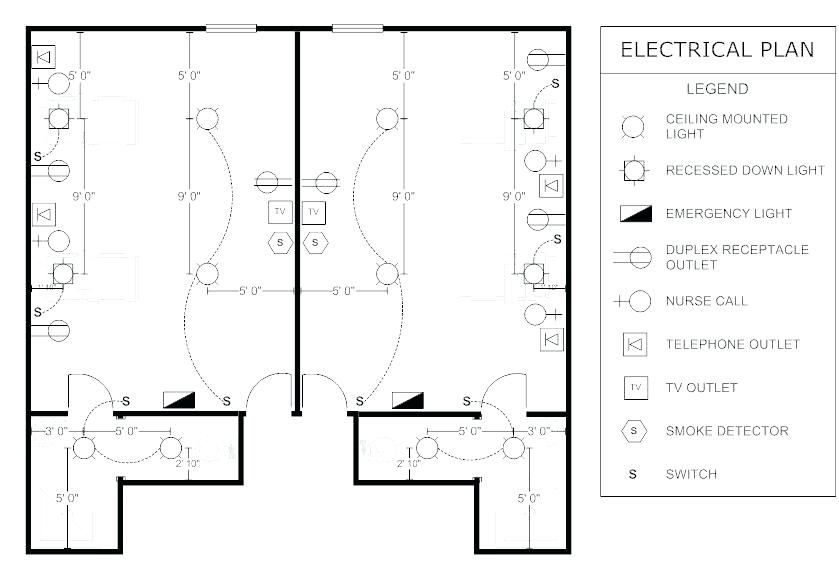 electrical plan for house house electrical plan luxury
