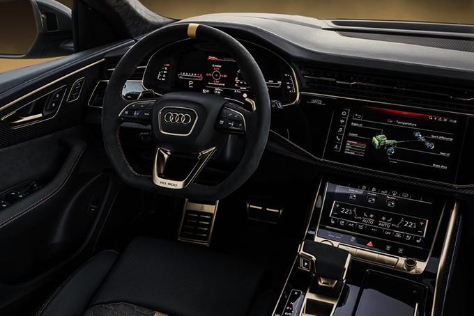 Audi Rsq8 Rq 900 By Manhart Hiconsumption In 2020 Audi Rs Audi Audi Interior
