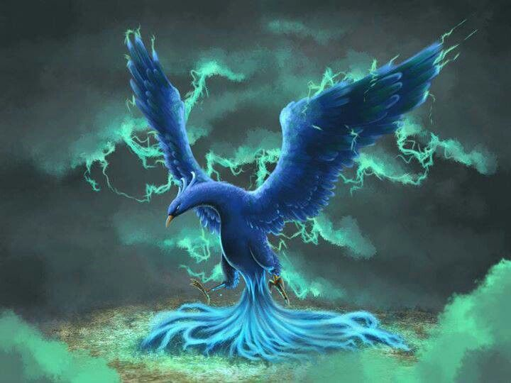Image result for thunderbird mythical creature