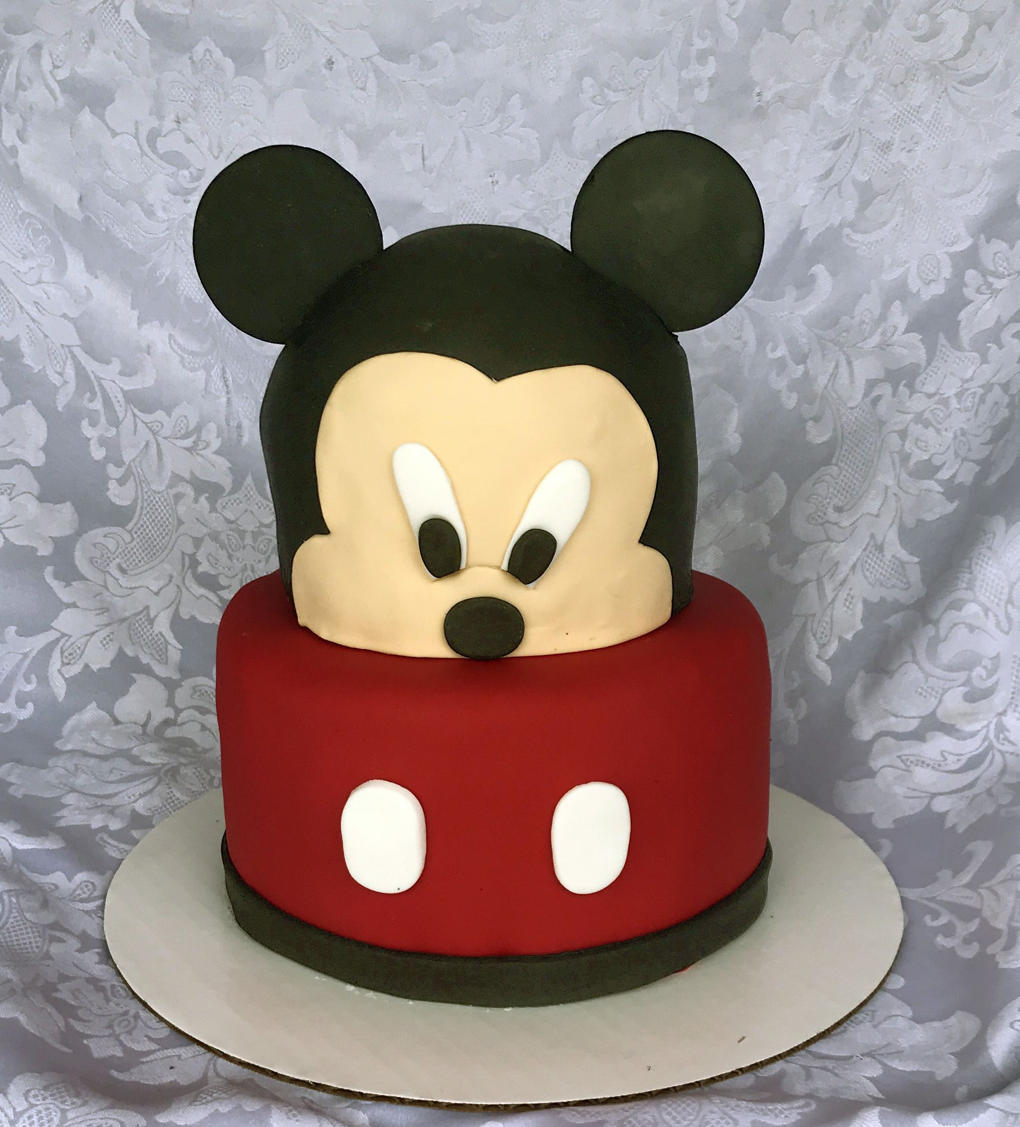 Mickey mouse cake story kay cake designs mickey mouse