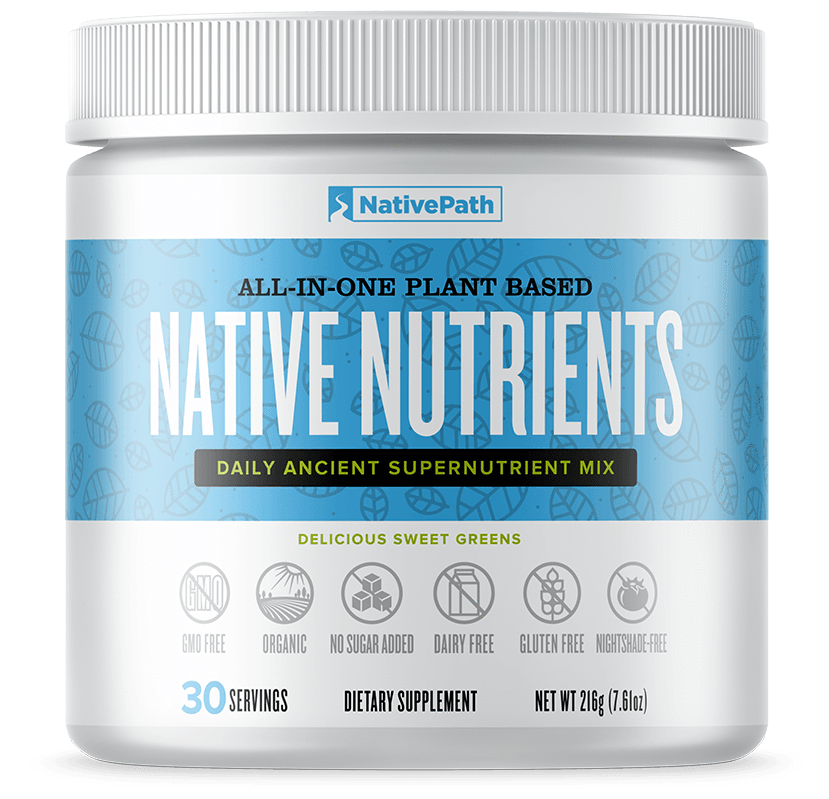 Native Nutrients Review Does This Really Work Truth Revealed Here Green Superfood Powder Superfood Powder Green Superfood