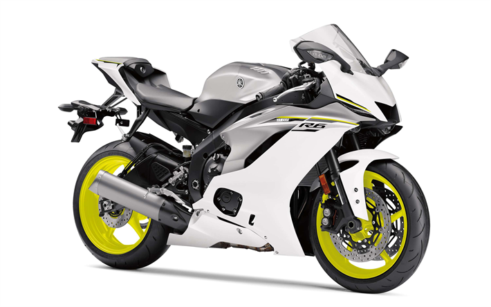 New 2016 Yzf R6