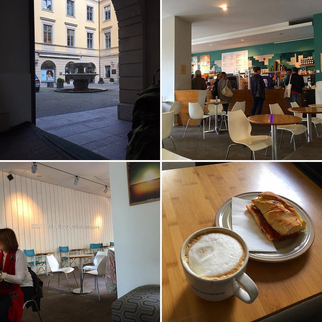 Instagram Photo By Mike North Apr 20 2016 At 8 53am Utc San Francisco Coffee Coffee Company Coffee Shop