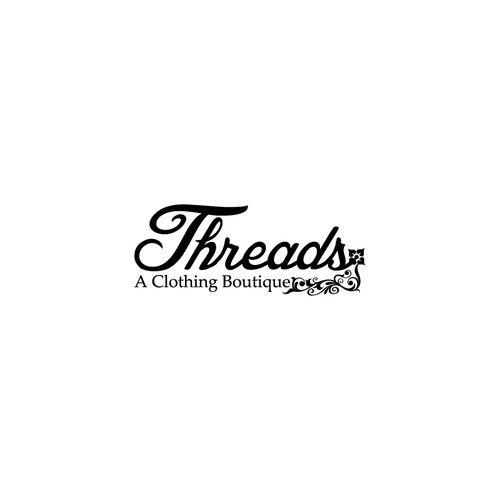 Logo Design For Upscale Womens Clothing Boutique Logo Design