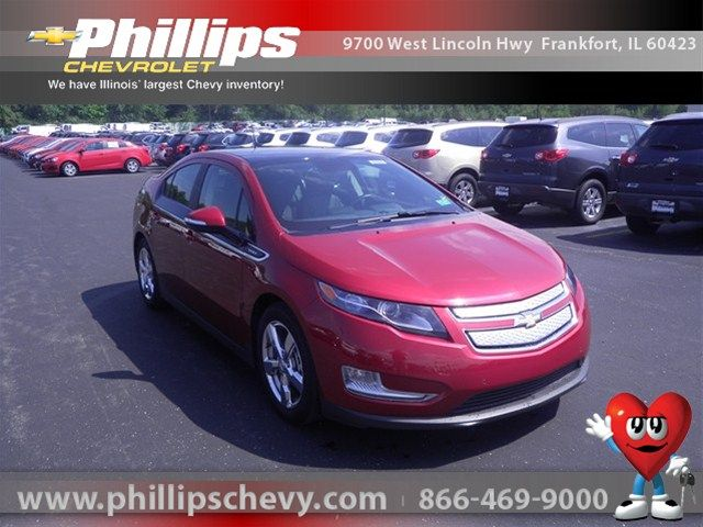 2012 Chevrolet Volt Crystal Red Tintcoat 9843495 Http Www