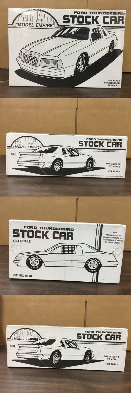 Kits 145964 Ford Thunderbird Stock Car Model Empire 1 24 Scale