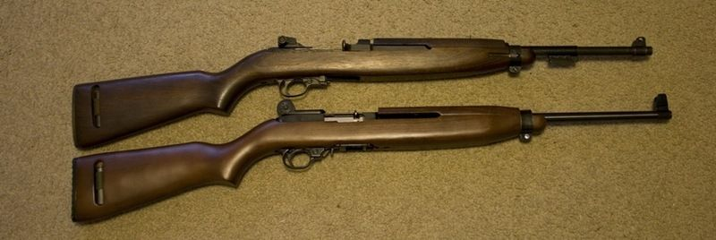 Ruger 10 22 To M1 Carbine Conversion Smoke Poles Pinterest