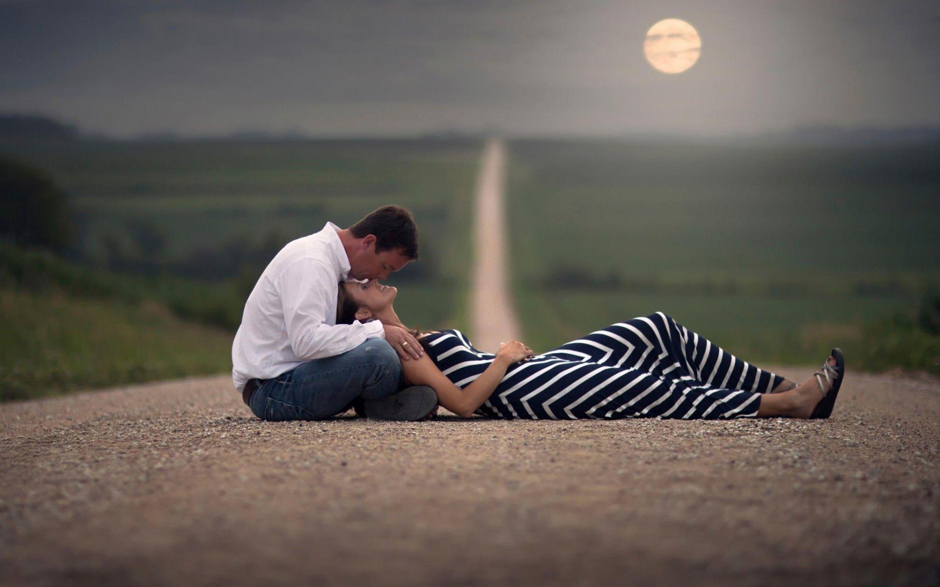 красивое фото влюблённых пар