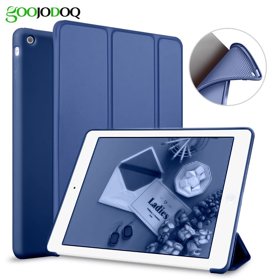 For Ipad Mini 2 4 3 1 Casepu Leathertpu Silicone Soft Back Smart Case Coque Stand Auto Sleep Wake For Ipad Mini 4 Cover 7 9 With Images Ipad Mini New Ipad Ipad