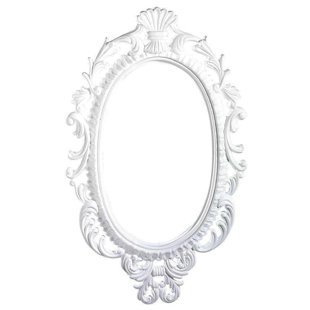 Deco Marco barroco blanco, 70 x 45 cm & Decoración en DecoWoerner ...