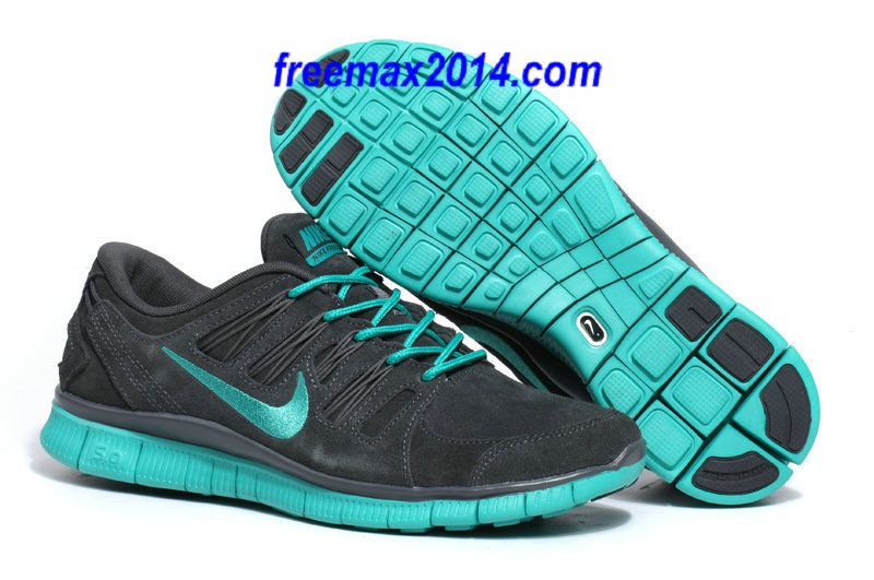 d1749a921489 Mens Nike Free 5.0 EXT Deep Grey Green Running Shoes 52% off cheap womens  Sneakers online for sale at  topfreerun2 com