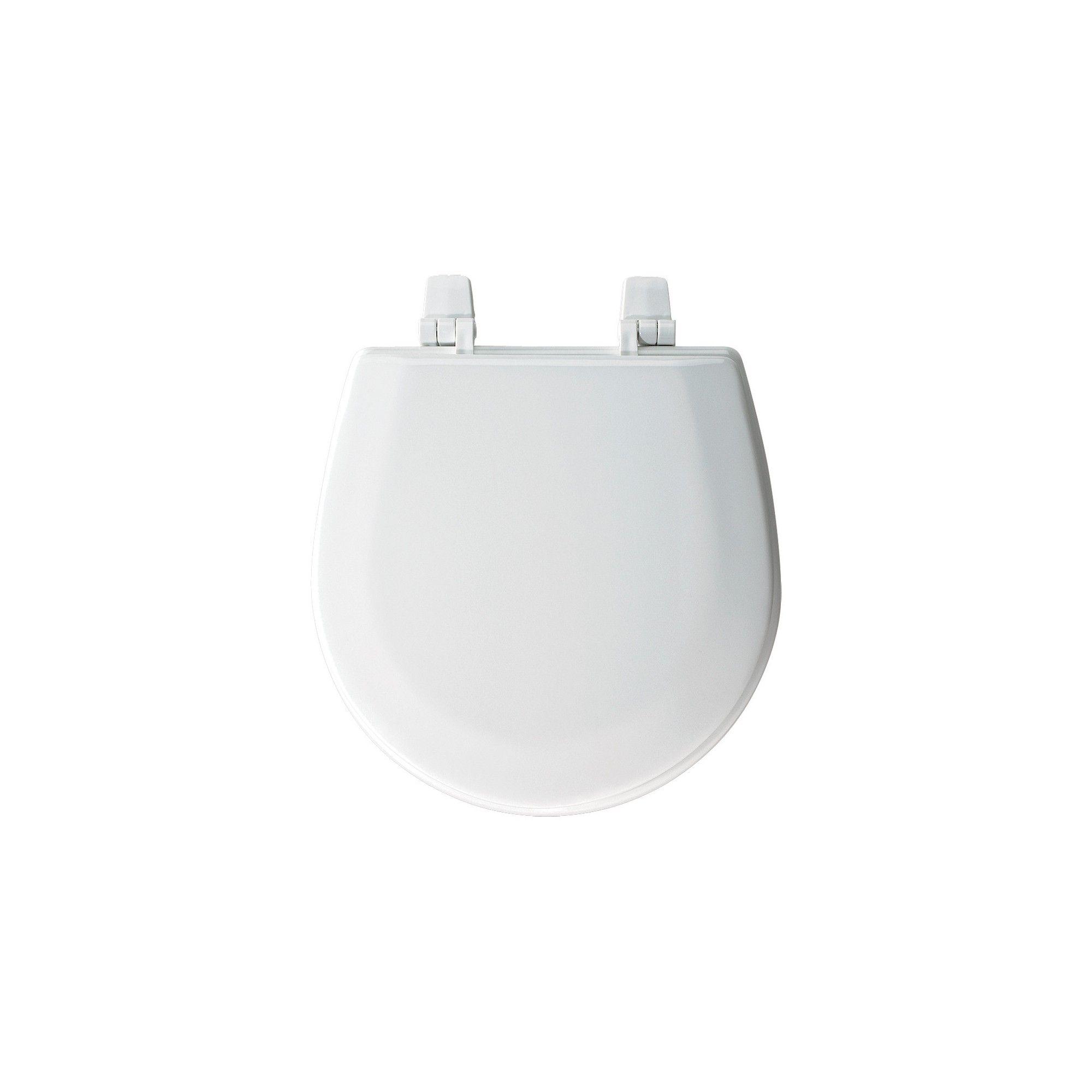 Bemis Tc50tta Marine Bowl Molded Wood Toilet Seat White No