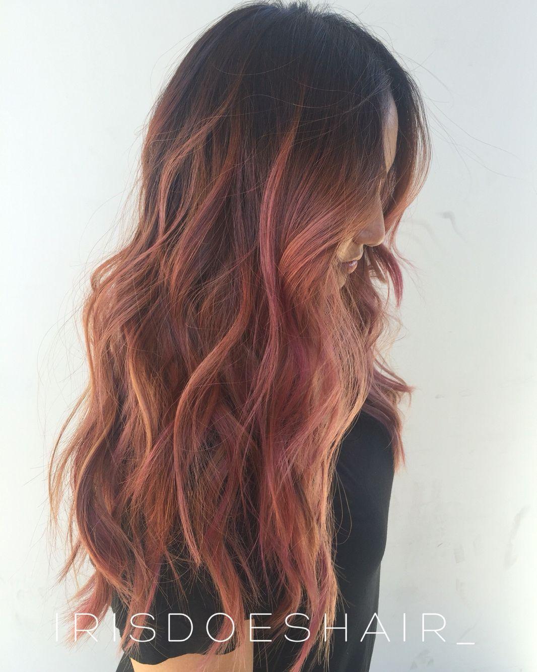 Subtle Brown Balayage Hair Dark Brown Hair Color Hair Highlights Hair Styles