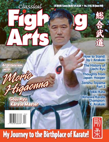Higoanna Sensei Has To Be The Guv Nor When It Comes To Okinawan Karate Okinawan Karate Martial Arts Karate