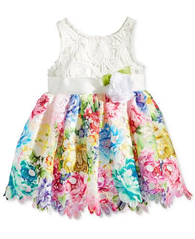 e89a27b2b8a8 Nanette Lepore Floral Lace Dress