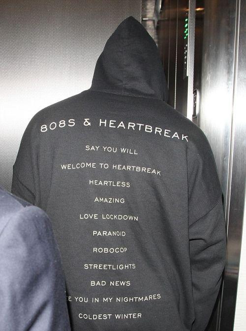 808 Heartbreak Jpg 808s Heartbreak Kanye West Kanye