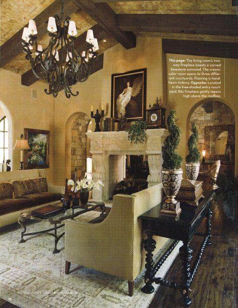 Tuscan Design Old World Mediterranean Italian Spanish
