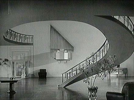 Best Hollywood Art Deco Design Staircase Katherine 640 x 480