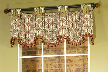 Julia Valance Sewing Pattern In 2019 Curtains Valance Patterns