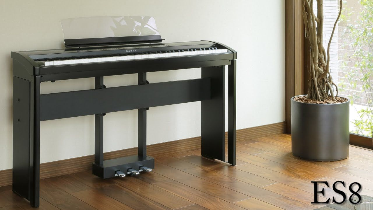 kawai es8 digital piano demo piano and organ digital piano piano playing piano. Black Bedroom Furniture Sets. Home Design Ideas