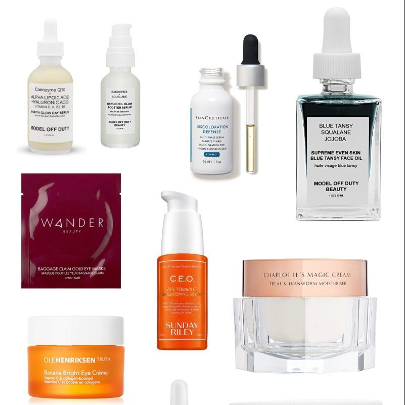 7 Vitamin C Products To Use For A Brighter Even Skin Tone Theinfluencetimes Com In 2020 Even Skin Tone Top Rated Skin Care Products Skin Brightening Serum